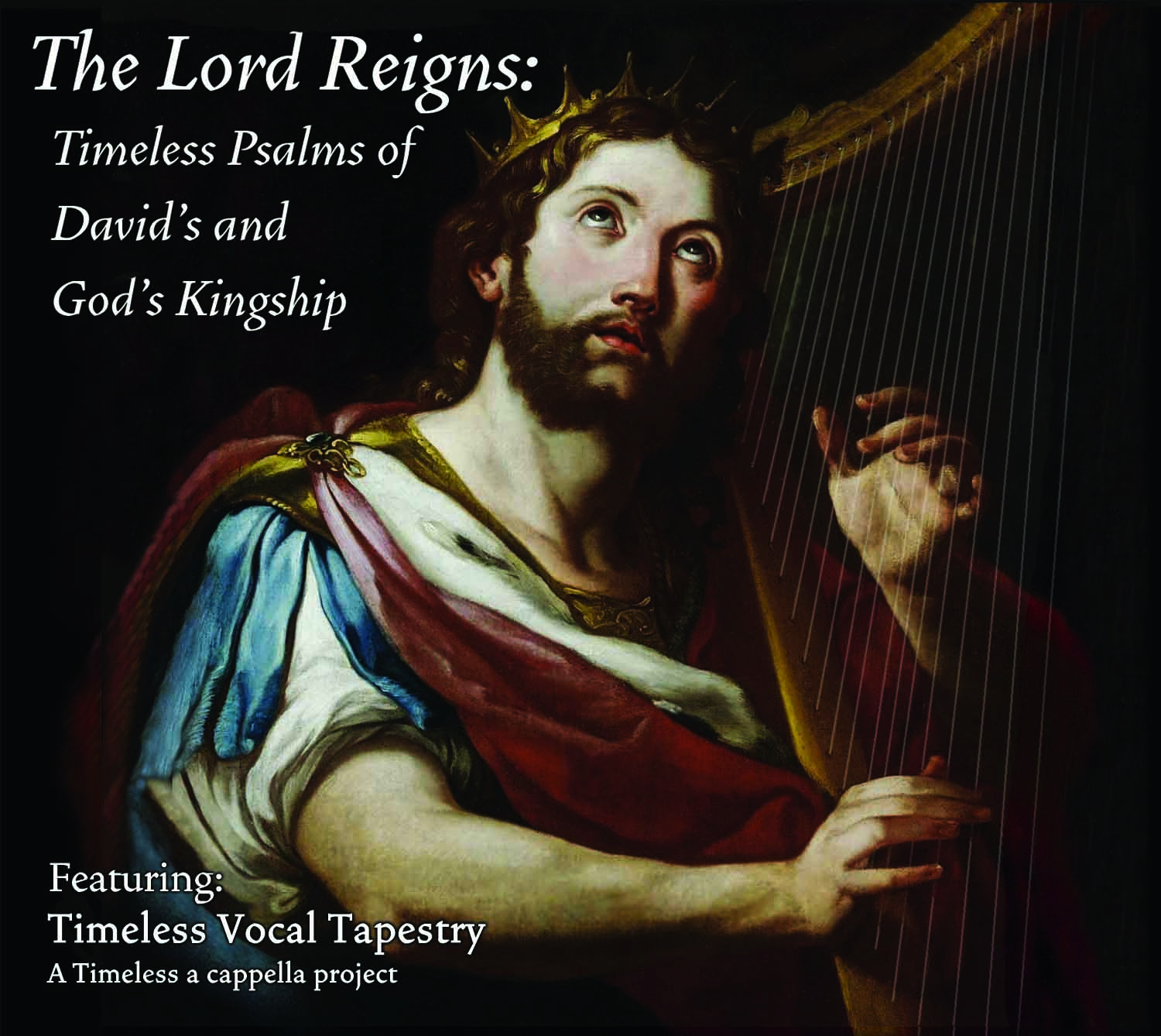 The Lord Reigns - CD Album