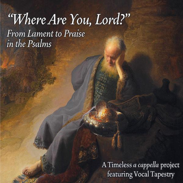 Where Are You, Lord? - CD